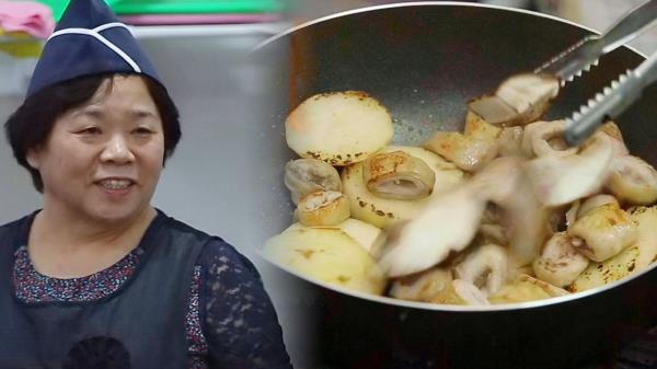 인상 푸근한 사장님의 막창 소금구이 '식당 경험'