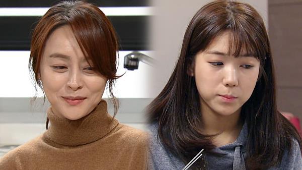 """""""생일상 대신이야"""" 우희진, 박가람에 첫 밥상 차려주며 '엄마 미소'"""