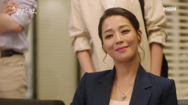 '프로설득러' 한고은의 끈질김으로 위장 연애 계약 성사!