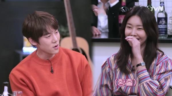 [선공개] 한혜진을 향한 유연석의 세레나데♥ ※현무시청금지※