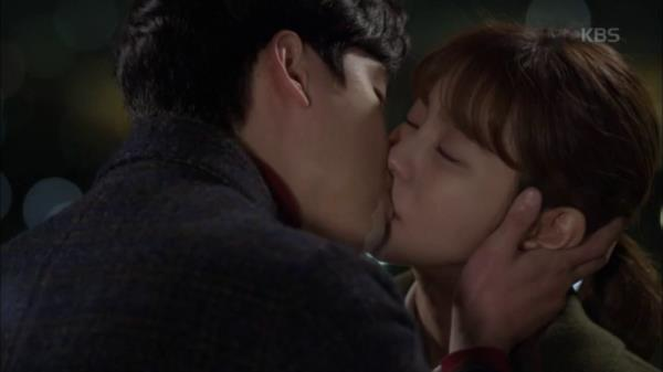"""드디어!! 이장우♥유이 키스!! """"나 한번만 믿어봐요"""""""