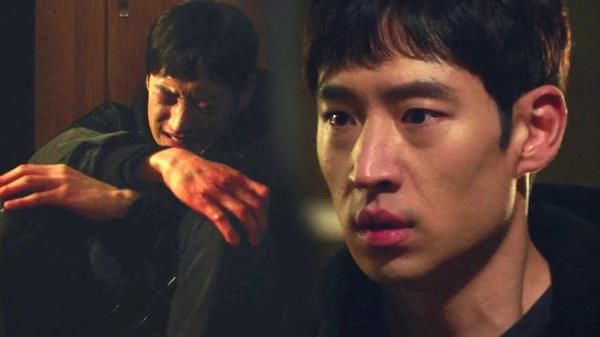 이제훈, 각성 풀린 후 돌아온 두려움에 '고독한 눈물'