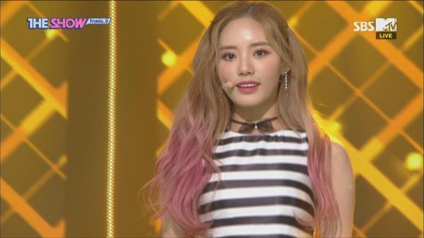 러블리한 소녀들의 사랑스러운 BOMB! fromis_9 'LOVE BOMB'