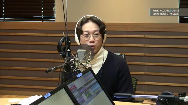《권정열이 밝히는 복면가왕 '청개구리왕자' 비하인드, 정오의 희망곡 김신영》