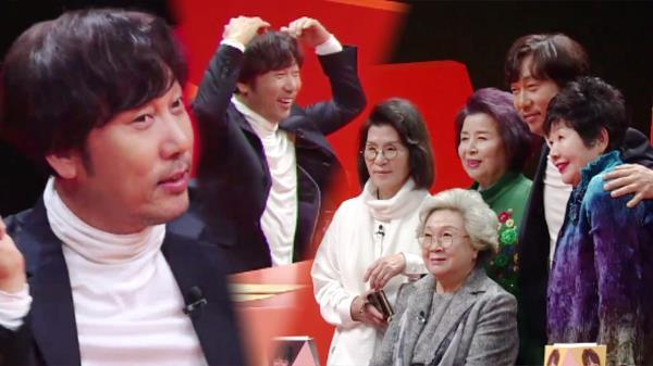 [선공개] 이문세, 母벤져스를 위한 '미니 콘서트' 열다?!