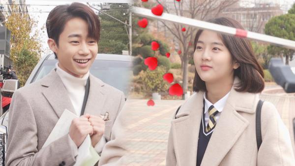《메이킹》 신은수·박지빈, 배드파파에도 러브 라인이?! ♥.♥