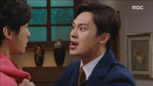 '동생 그만할 거라고!' 김경남 향해 주먹 날린 이중문!