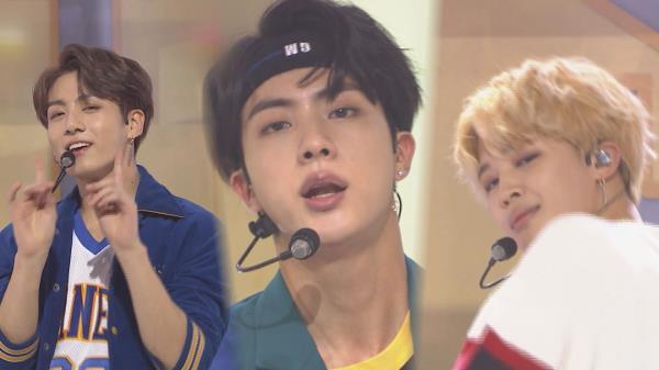 <올해의 가수> 방탄소년단 - 디엔에이 (BTS - DNA)