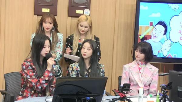 [두시탈출 컬투쇼] EXID, 알러뷰 하트춤 3종세트