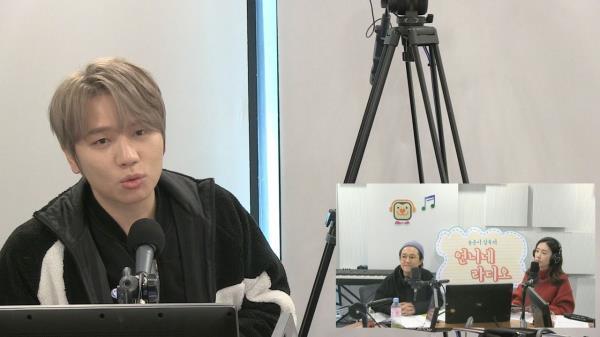 케이윌, 그땐 그댄 기존과는 다른 느낌의 발라드 [SBS 송은이, 김숙의 언니네 라디오]
