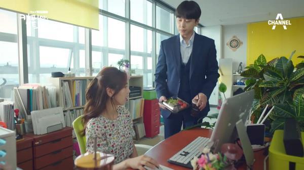 길은혜한테 사과하는 용준형! 만화인의 밤을 준비하는 김민영!