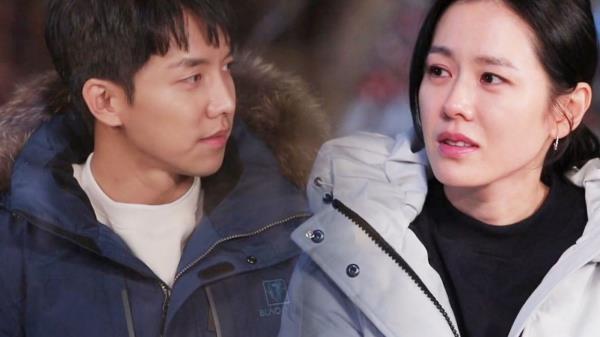 이승기, 손예진과 포장마차 고백 씬 재연 '의식의 흐름대로'