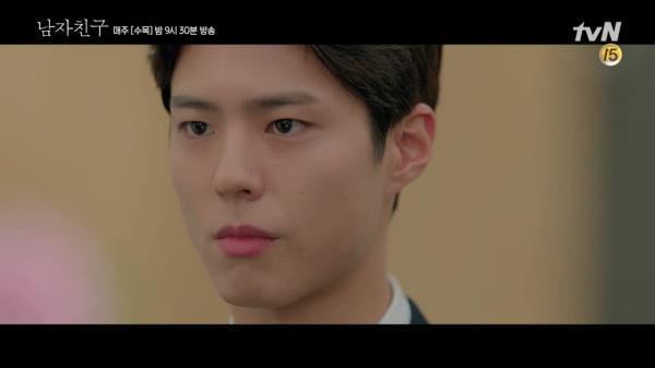 [6화 예고] 김회장과 마주한 진혁, 서늘한 눈빛