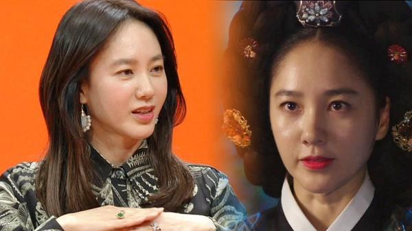 박주미, 극중 목욕신 비하인드 공개 '남편의 질투'