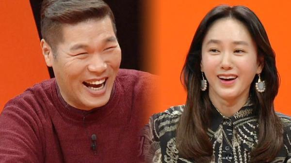 박주미, 결혼 18년 차 절대 동안의 미모