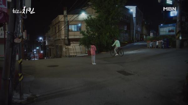 박선호X김소혜, 달밤에 달달한 동네 자전거 데이트♥