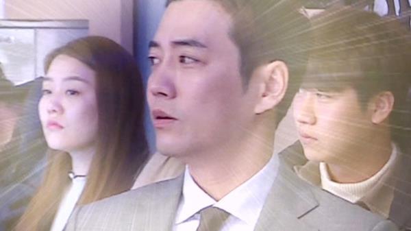 실물이 더 빛나는 배우 주상욱 '배우 포스 좔좔'