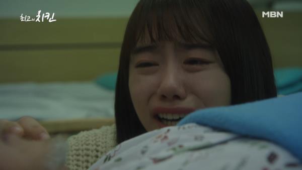 [슬픔 주의] 김소혜, 세상을 떠난 할아버지 곁에서 오열!