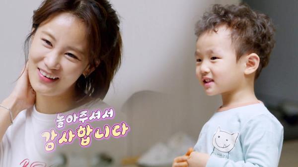 """""""엄마들은 대단해"""" 김지민의 일일 육아 체험 종료!"""
