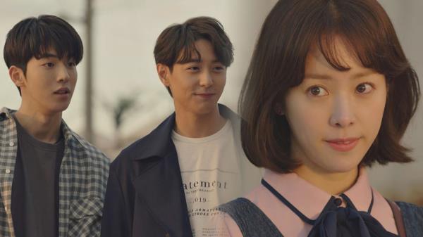 미남은 언제나 환영♥ 한지민에게 남주혁 소개하는 현우 선배