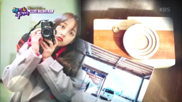 [♥] 인간자몽 김보라(a.k.a. 보라이)의 취미는 필름 카메라? (알면 알수록 넘나 다정해 ^///^)
