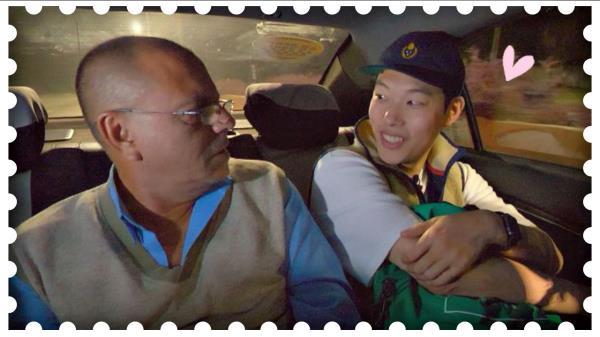 류준열이 만난 쿠바 첫 친구들! 친절한 택시 기사 부자♥