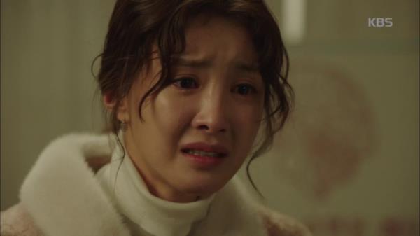 """[막장of막장] 이시영, 아픈 유준상 향해 """"오빠가 내 인생 망쳤어! 나 간 못 줘.."""""""