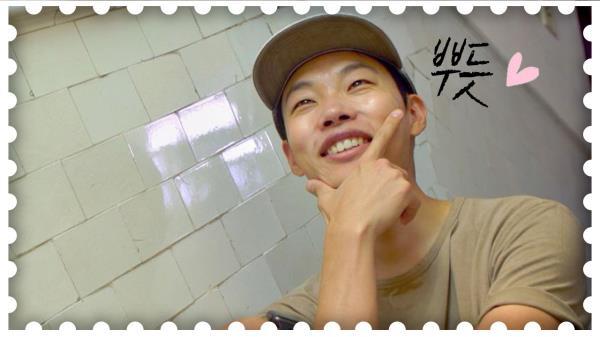 (뿌듯♡) 3시간 만에 숙소 구한 류준열! 기분이 너무 좋아^0^