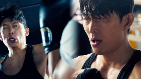 고준, 김남길 떠올리며 분노의 주먹질!