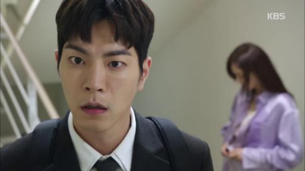 """최악의 첫 만남! 홍종현, 김소연 """"그쪽도 옷 벗으세요!"""""""