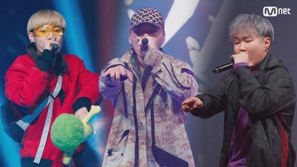 [6회] 강현준&최진호 - 카모플라쥬 (Feat. Kid Milli) @2차팀대항전