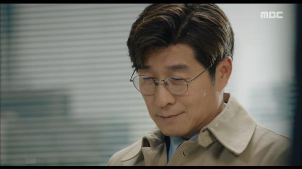 """""""저는 뭘 하면 될까요?"""" 큰 사건 앞에서 의기투합하는 김상중과 감사팀"""