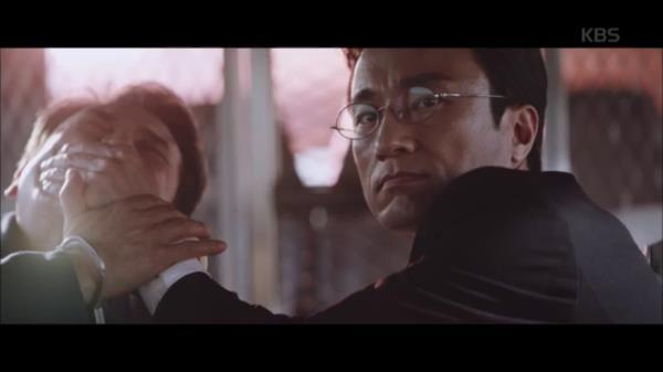 목숨으로 거래하려는 김병철.. ※악 of 악※