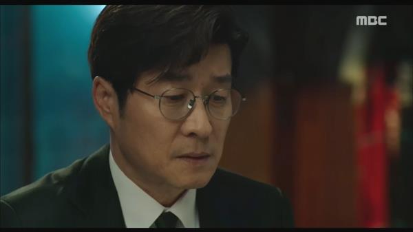 """""""미국으로 나가게 되면..."""" 유동근에게 제안을 받는 김상중"""