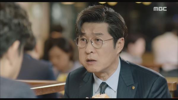 """""""화장실을 갔나 보네요~?"""" 긴급 상황이 터진 은행을 돕는 김상중"""