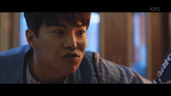 박은석, 백승익 라면으로 약올리며 유도 심문!?ㅋㅋㅋ
