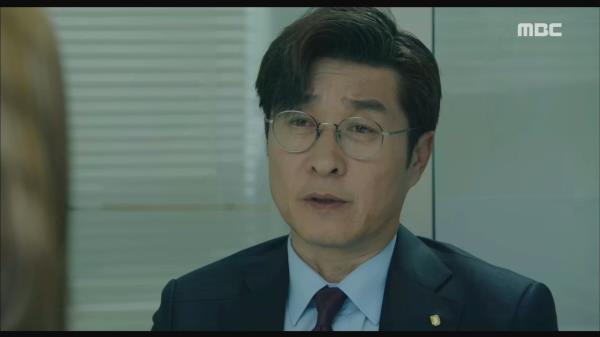 """""""동요하는 모습 보이지 마."""" 금감원에 압박 당하는 김상중"""