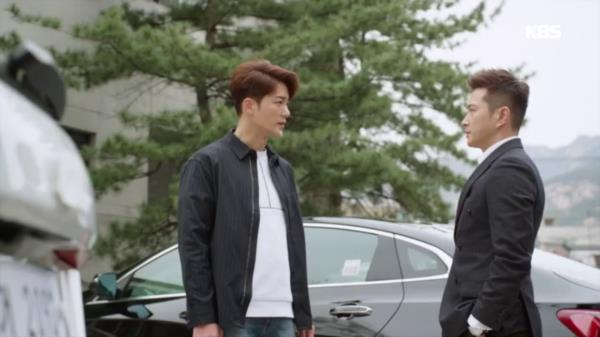 """[운명적 악연] 김진우 VS 진태현 """"꼭 이렇게까지..?"""""""