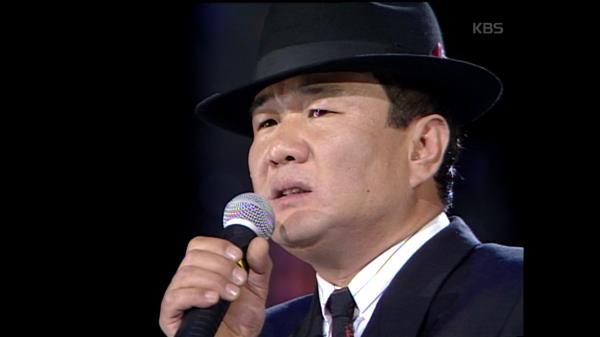 김정수 - 늦은 재회 【KBS 토요대행진】