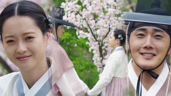 [달달 엔딩] 정일우X고아라와 꽃길 '마지막 꽃미소'