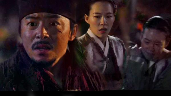 [짠한 엔딩] 전쟁터 한복판에서 만난 조정석♡한예리 (ft. 조정석 편지)