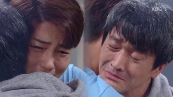 [극적 상봉] 돌아온 정재곤에 온 가족 눈물 바다
