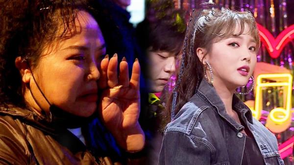 [4월 28일 예고]  '홍선영의 눈물' 홍진영, 무대에 무슨 일이?
