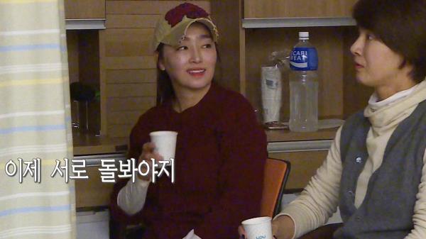 """""""다들 혼자니 서로 돌봐야지"""" 김도균 찾은 박선영의 한마디"""