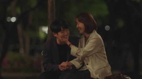 [하이라이트] 설레는 봄밤의 시작, 지호와 정인의 첫 만남♥