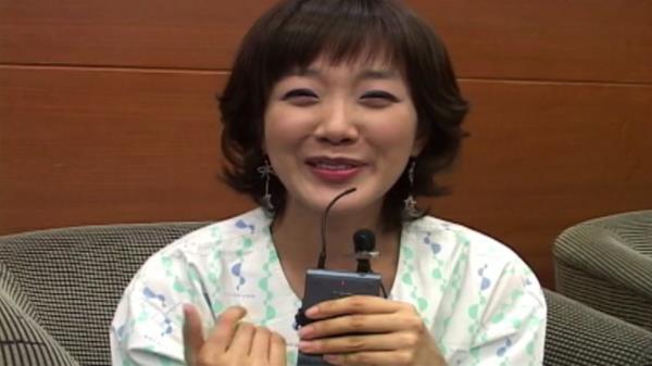 《메이킹》 '현실 꽈당민정, 아프지마요' UCC 팬레터 서민정 답장 인터뷰