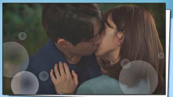먼 길을 돌아온 김성철♥김가은, 서로 마음 확인한 '진한 키스'