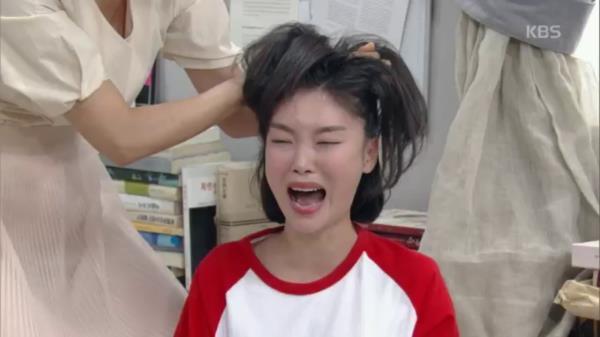 """""""나 진짜로 좋아하는 거란 말이야!"""" 결국 울음 터진 김하경!"""