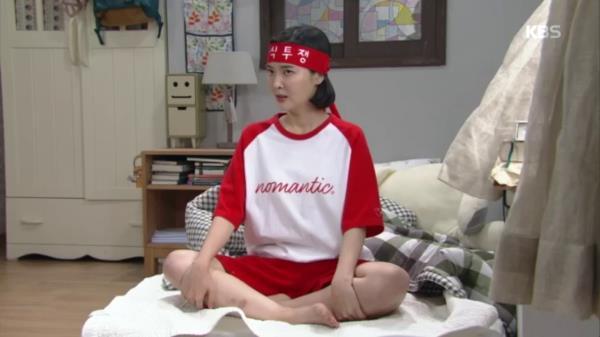 단식투쟁에 들어간 김하경 때문에 모인 가족들!
