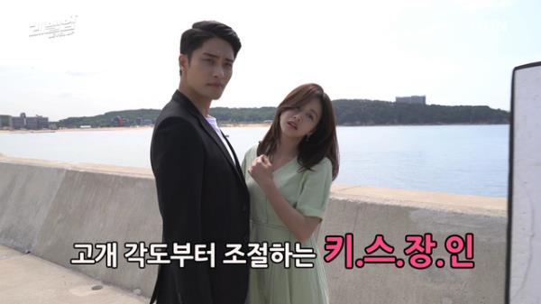 [메이킹] 성훈♥한보름. 소문난 키스 장인(?)의 키스신 촬영 비하인드!!